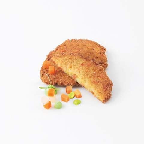 Caterline Gemüse-Schnitzel 2,5 KG (33 Stk. à ca. 75 g)