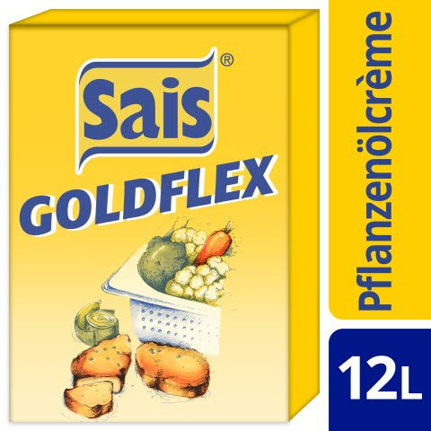 Sais Goldflex Bratöl 12 L