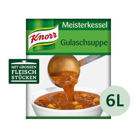 Knorr Gulaschsuppe Konzentriert 3 KG
