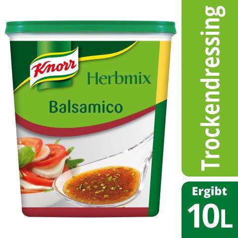 Knorr Herbmix Balsamico Salatdressing 1 KG