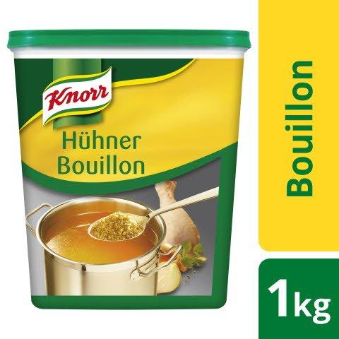 Knorr Hühner Bouillon Granulat 1 KG