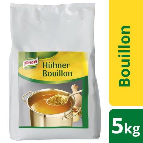 Knorr Hühner Bouillon Granulat 5 KG
