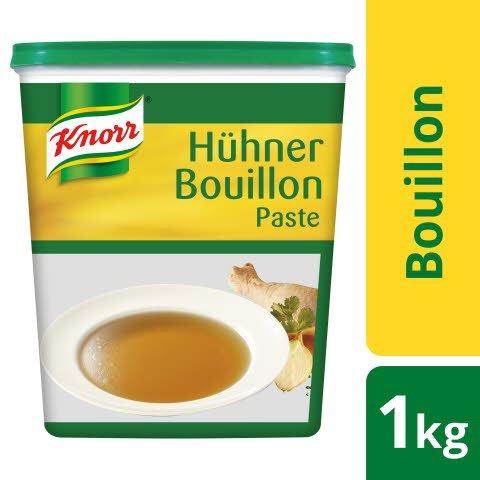 Knorr Hühner Bouillon Paste 1 KG