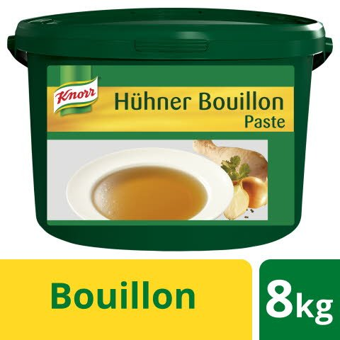 Knorr Hühner Bouillon Paste 8 KG