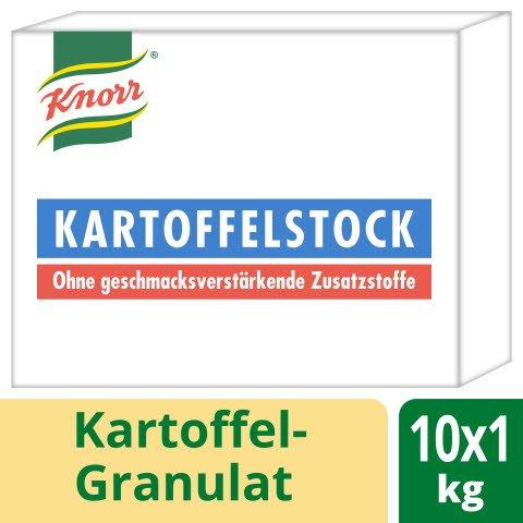 Knorr Kartoffelstock Granulat ohne Glutamat 1 KG