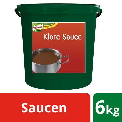 Knorr Klare Sauce 6 KG