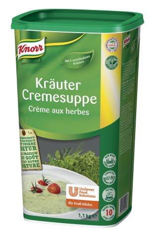 Knorr Kräuter Cremesuppe 1,1 KG