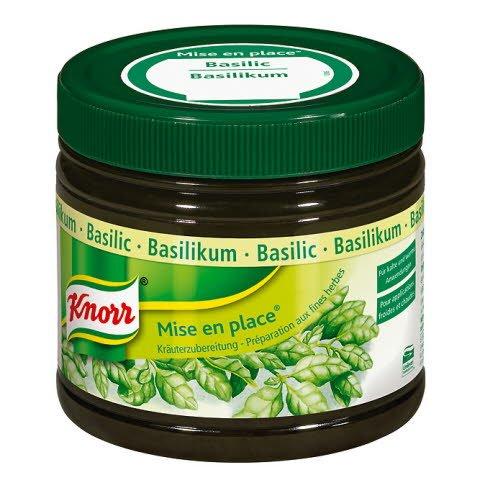 Knorr Mise en place Basilikum 340 g