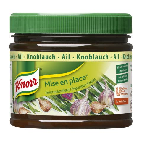 Knorr Mise en place Knoblauch 340 g