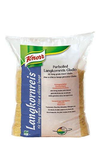 Knorr Parboiled Langkornreis Gladio 10 KG