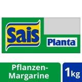 Sais Planta Pflanzen-Margarine (80% Fett) 1 KG