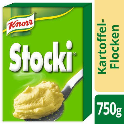 Knorr STOCKI Kartoffelstock Flocken 750 g -