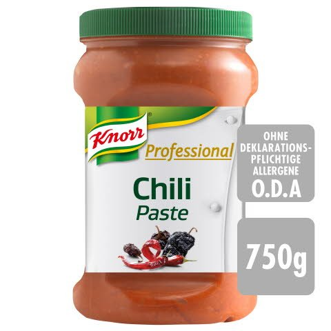 Knorr Professional Chili Paste 750 g