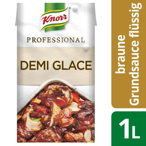 Knorr Professional Demi Glace 1 l