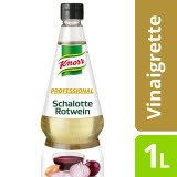 Knorr Professional Vinaigrette Schalotte Rotwein 1 L