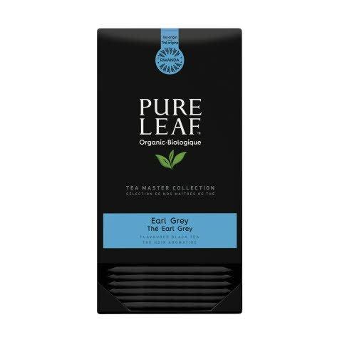 Pure Leaf Bio Earl Grey 25 Pyramidenbeutel -