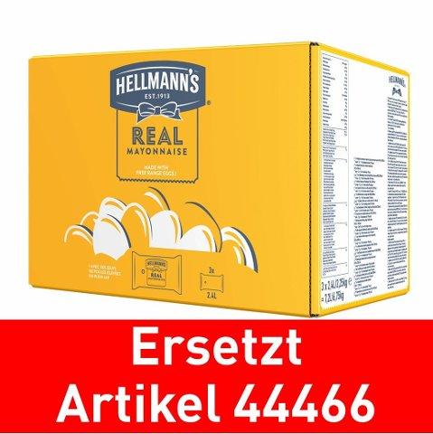 Hellmann's Mayonnaise - Beutel für Dispenser 3x2.25kg -