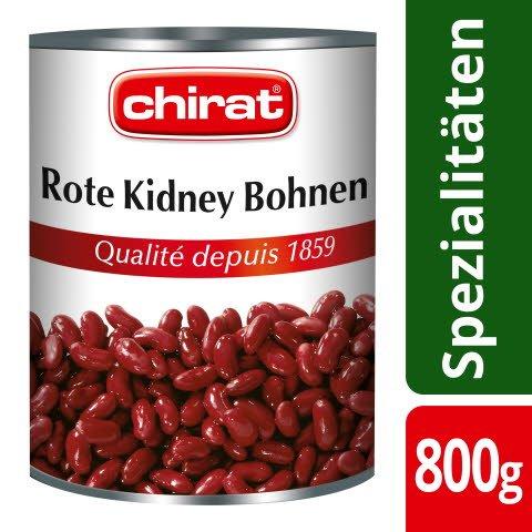 Chirat Rote Kidney Bohnen 3 KG