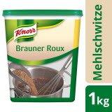Knorr Roux Braune Mehlschwitze 1 KG