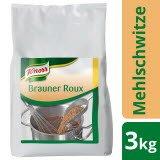 Knorr Roux Braune Mehlschwitze 3 KG