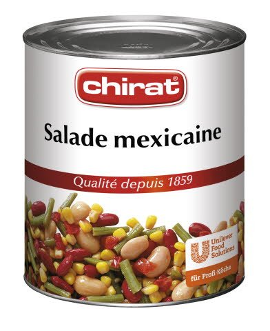 Chirat Salade mexicaine 3,1 KG