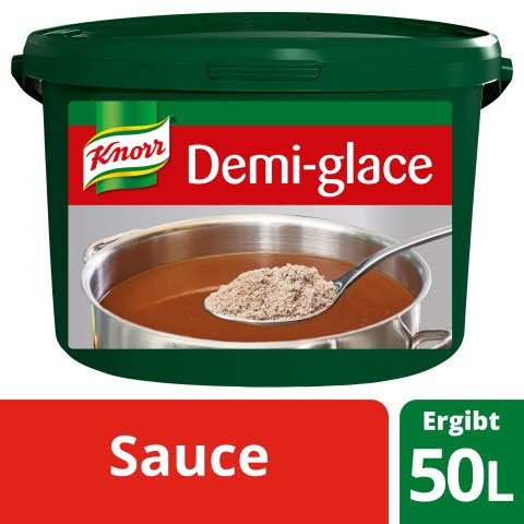 Knorr Sauce Demi-glace 6 KG