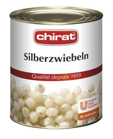 Chirat Silberzwiebeln 2,9 KG