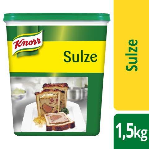 Knorr Sulze 1,5 KG