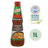 Knorr SUNSHINE CHILI Chili-Knoblauch-Sauce 1 L