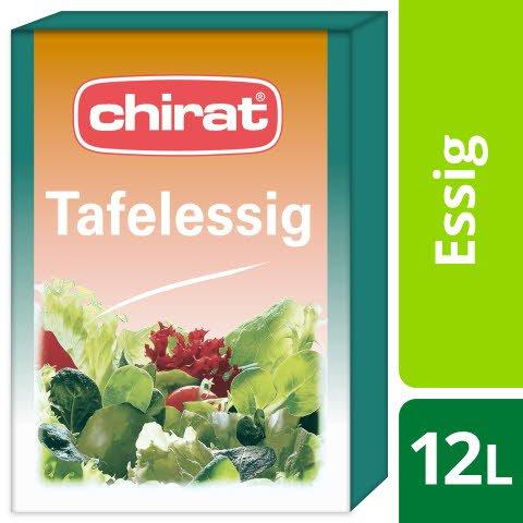 Chirat Tafelessig 12 L
