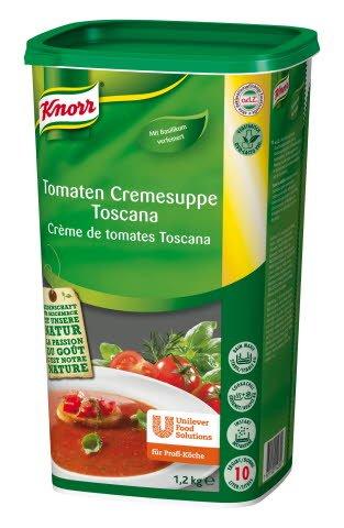 Knorr Tomaten Cremesuppe Toscana 1,2 KG