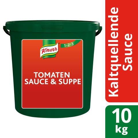 Knorr Tomaten Sauce & Suppe Kaltquellend 10 KG