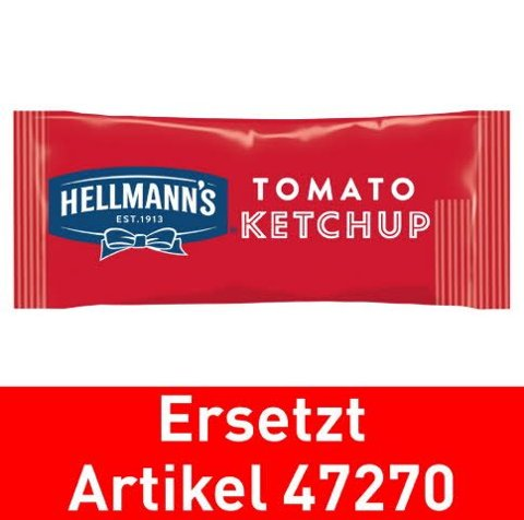 Hellmann's Tomato Ketchup  30 ml
