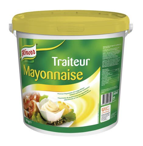 Knorr Traiteur - Traiteur Mayonnaise 79% Fett 10 KG