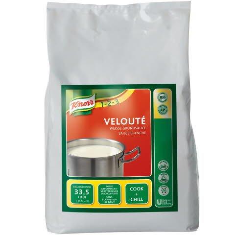 Knorr Velouté Weisse Grundsauce 4 KG