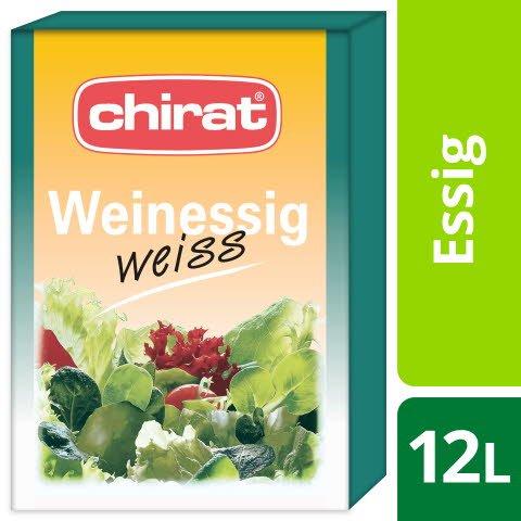 Chirat Weinessig weiss 12 L