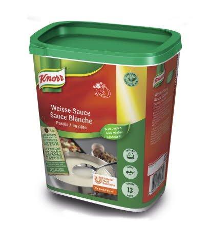 Knorr Weisse Sauce ( Paste ) 1,3 KG