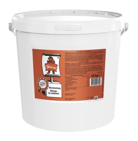 Knorr Würzmischung zum Braten und Grillieren 10 KG