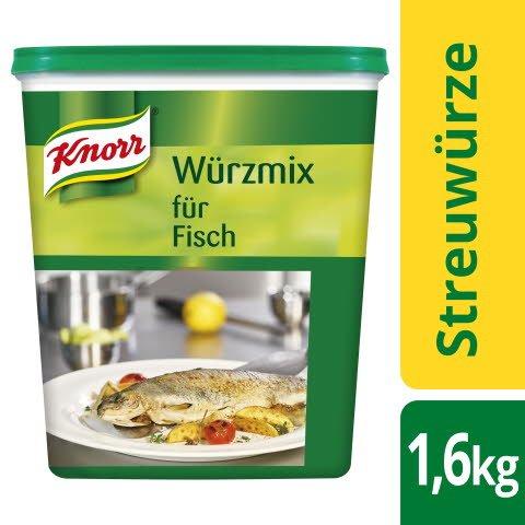 Knorr Würzmix für Fisch 1,6 KG