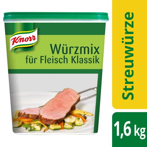 Knorr Würzmix für Fleisch Klassik 1,6 KG