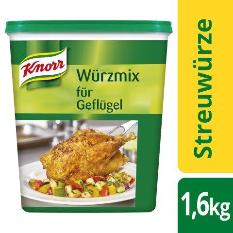 Knorr Würzmix für Geflügel Provençale 1,6 KG