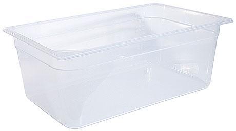 CONTACTO 1/1 GN-Frischhaltebox, Polypropylen, Tiefe: 200 mm