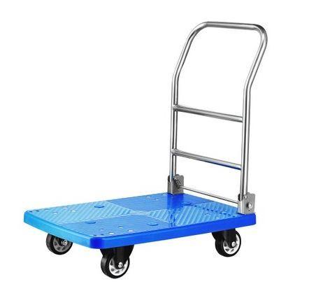 HENDI Plattform Wagen trägt bis zu 150 kg