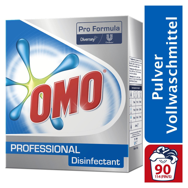 OMO Professional Desinfektionswaschmittel Pulver 8.55 kg