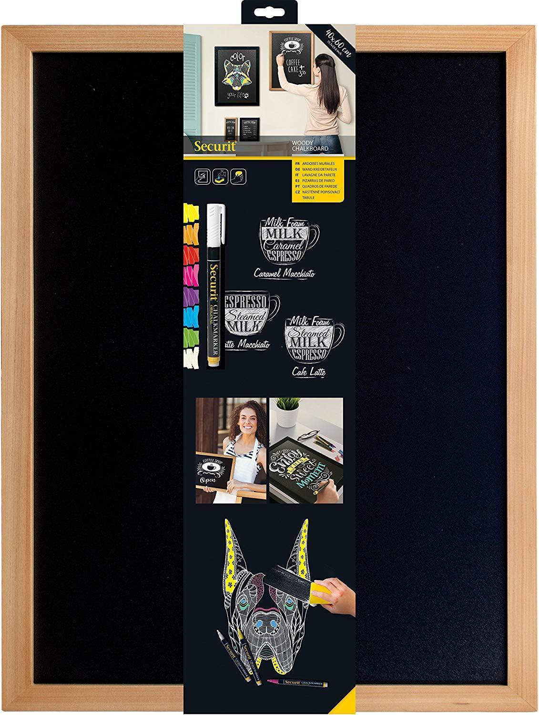 SECURIT Indoor Werbetafeln 40x60  -