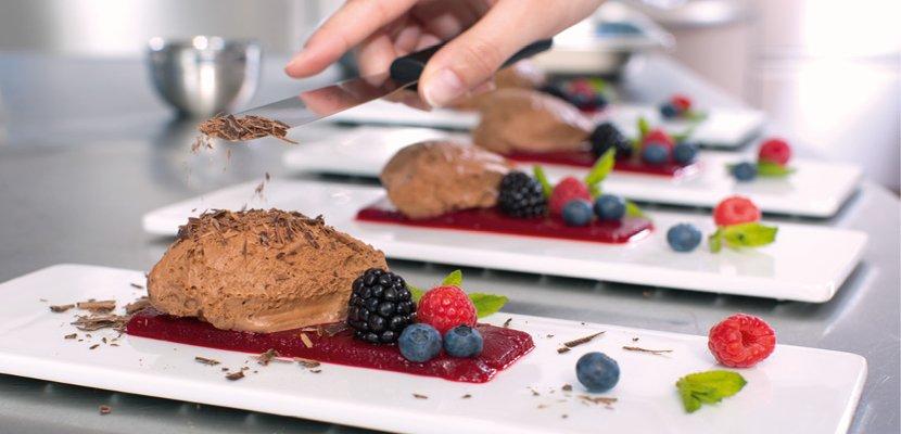Rama Cremefine Schlagcreme - Alternative zu Sahne auf Pflanzenölbasis 1 L - Meine Desserts dürfen nicht zerlaufen.