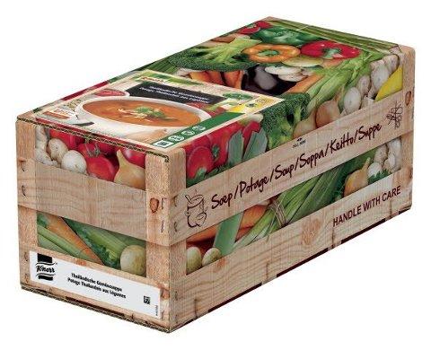 Knorr 100% Soup Thailändische Gemüsesuppe 2,5 L