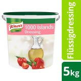 Knorr 1000 Islands Dressing 5 KG