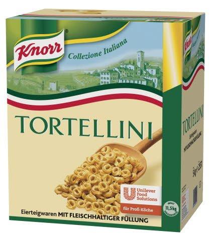 KNORR Tortellini mit fleischhaltiger Füllung 5 kg -