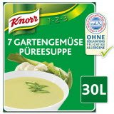 Knorr 7 Gartengemüse Püreesuppe 2,7 KG